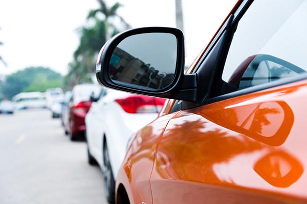 Bara bilar med katalysator i storstaderna